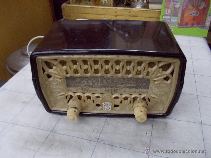 Radios de válvulas: Radiola Type RA11-U - Foto 15 - 54104956