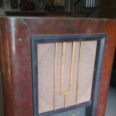Radios de válvulas: ANTIGUA RADIO DUCRETET THOMSON 636, AÑO 1935 - 1936. Lote 54345114