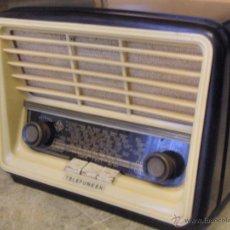Radios de válvulas: MÍTICA TELEFUNKEN PANCHITO 58. Lote 54389501