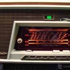 Radios de válvulas: RADIO DE VALVULAS SCHNEIDER MAMBO FUNCIONA....SANNA. Lote 54439025