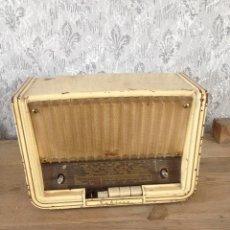 Radios de válvulas: RADIO SABINE BAQUELITA PARA RESTAURAR O PIEZAS. Lote 54522072