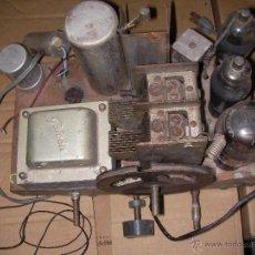Radios de válvulas: ANTIGUO CHASIS DE RADIO A LAMPARAS O VALVULAS. Lote 54527736