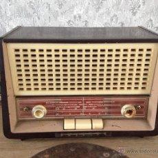 Radios de válvulas: RADIO PHILIPS B2E92U. AÑO 1959.PARA ARREGLAR. Lote 54529683