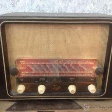 Radios de válvulas: RADIO MADERA -FONA PICCOLET 531- FUNCIONANDO 220V. Lote 54530005