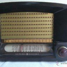Radios à lampes: RADIO GENERAL ELECTRIC-PARA ARREGLAR-220 V. Lote 54570168