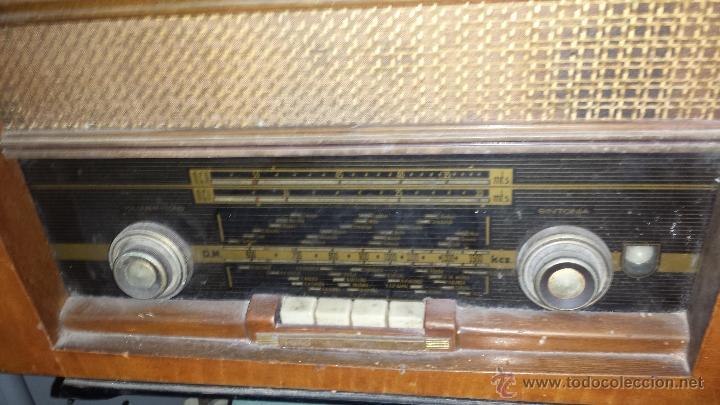 Radios de válvulas: RADIO MARCONI - Foto 3 - 54590620