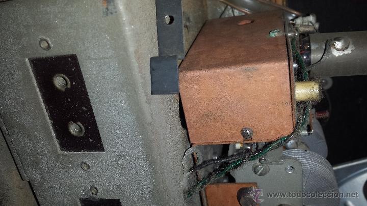 Radios de válvulas: RADIO INVICTA MODELO 7474 - Foto 7 - 52005016