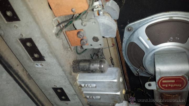 Radios de válvulas: RADIO INVICTA MODELO 7474 - Foto 8 - 52005016