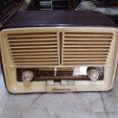 Radios de válvulas: RADIO IBERIA D-312. Lote 55077308