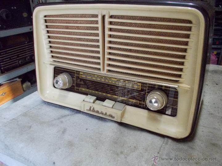 Radios de válvulas: Radio Iberia D-312 - Foto 4 - 55077308