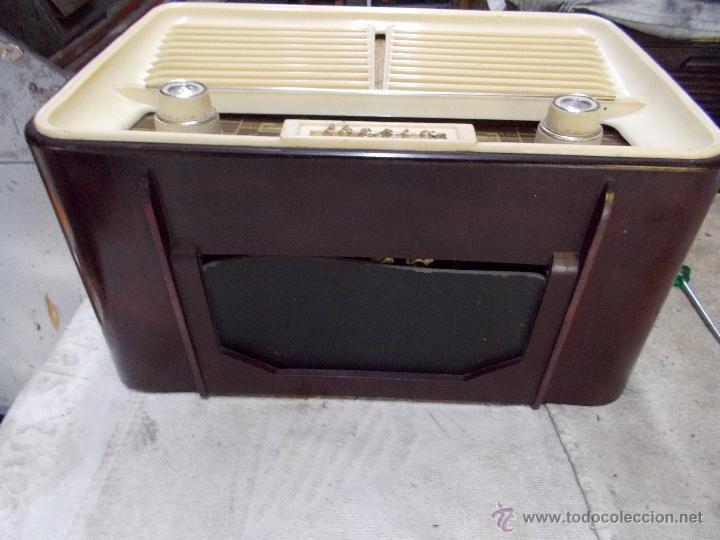 Radios de válvulas: Radio Iberia D-312 - Foto 10 - 55077308