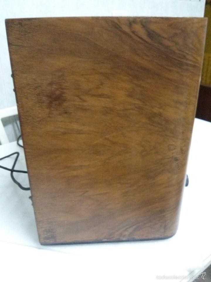 Radios de válvulas: ANTIGUA PHILIPS 695 A (1936) FUNCIONANDO Y EN BUEN ESTADO . VER VÍDEO - Foto 7 - 55158880