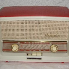 Radios de válvulas: ANTIGUA RADIO. TELEFUNKEN. MODELO CAPRICHO U-2225.. Lote 55205960