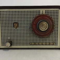 Radios de válvulas: RADIO PHILIPS B1E92U 5 VALVULAS. Lote 56007510