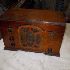 Radios de válvulas: RADIO AMERICANA. Lote 56081243