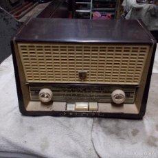 Radios de válvulas: RADIO PHILIPS FUNCIONANDO. Lote 56275068