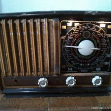 Radios de válvulas: RADIO A VALVULAS ESPAÑOLA. Lote 56288089