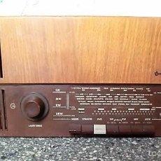Radios de válvulas: RADIO ALEMANA GRUNDIG TYPE 2147. Lote 56319124