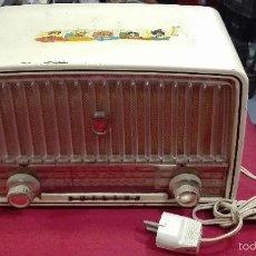 Radios de válvulas: RADIO PHILIPS DE VÁLVULAS FABRICADA EN HOLANDA. Lote 56342698
