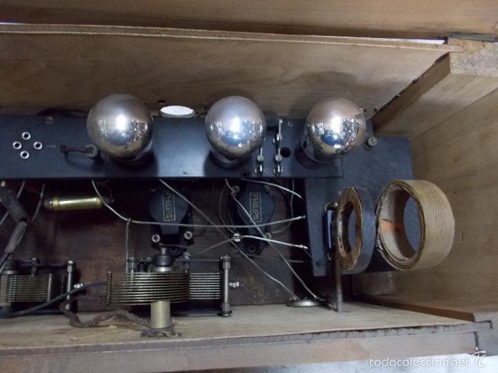 Radios de válvulas: Radio cofre años 20 - Foto 7 - 56535215