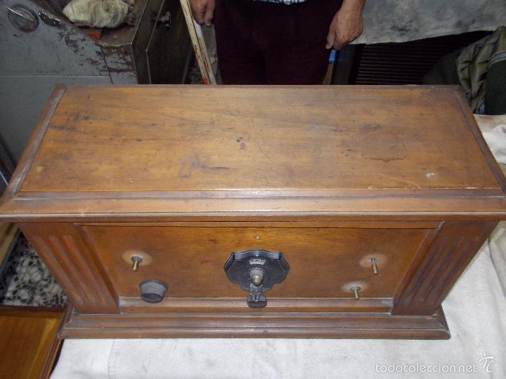 Radios de válvulas: Radio cofre años 20 - Foto 22 - 56535215