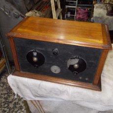 Radios de válvulas: RADIO COFRE AÑOS 20. Lote 56535279