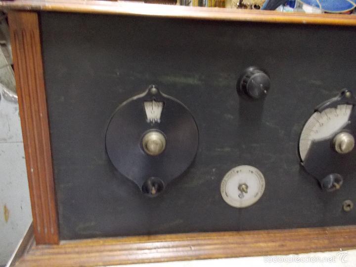 Radios de válvulas: Radio cofre años 20 - Foto 12 - 56535279