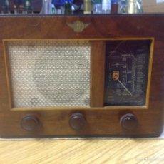 Radios de válvulas: RADIO PHILIPS MODELO A/U AÑO 1942. Lote 56630669