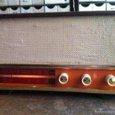 Radios de válvulas: RADIO DE VÁLVULAS. Lote 56774079