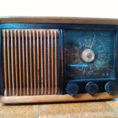 Radios de válvulas: RADIO INVICTA MUY ANTIGUA ESPAÑOLA. Lote 56815689