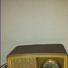 Radios de válvulas: RADIO BABY ROY MOD. 00. Lote 57116012