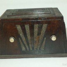 Radios de válvulas: RADIO. Lote 57116064