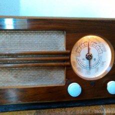 Radios de válvulas: RADIO PHILIPS FUNCIONA. Lote 57207585