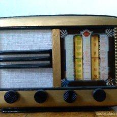 Radios de válvulas: RADIO ESPAÑOLA MARCA BERTRAN. Lote 57219261