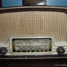 Radios de válvulas: RADIO ANTIGUA BUEN ASPECTO . Lote 57256591