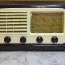 Radios de válvulas: RADIO ESPAÑOLA INVICTA. Lote 57352594