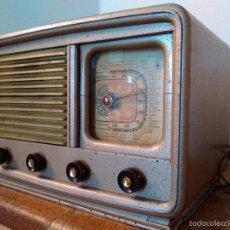 Radios de válvulas: RADO IBERIA ESPAÑOLA Y FUNCIONANDO. Lote 90902540