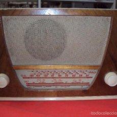 Radios de válvulas: RADIO INTER. Lote 57660311