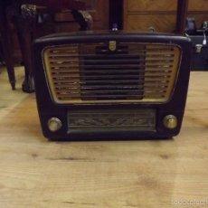 Radios de válvulas: RADIO PHILIPS PARA DECORACIÓN COLECCIONISTAS. Lote 57744135