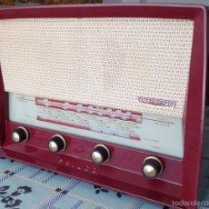 Radios de válvulas: RADIO A VÁLVULAS PHILCO 102. Lote 57818695