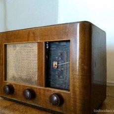 Radios de válvulas: RADIO PHILIPS ANTIGUA. Lote 57831356