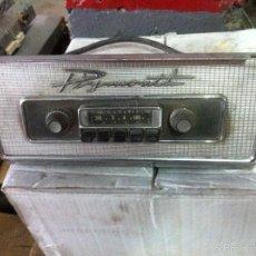 Radios de válvulas: AUTO RADIO DE VÁLVULAS PHILIPS. Lote 57874496