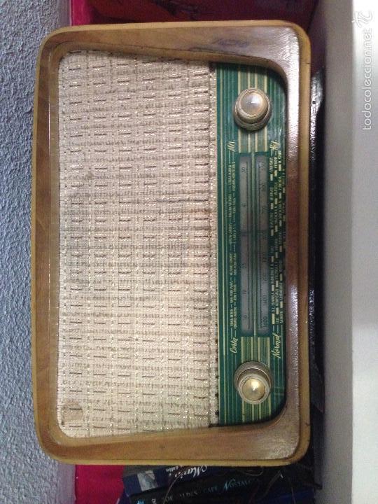 RADIO RCA 757 (Radios, Gramófonos, Grabadoras y Otros - Radios de Válvulas)