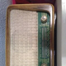 Radios de válvulas: RADIO RCA 757. Lote 56630540