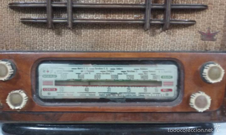 Radios de válvulas: Radio Firts Radio - Foto 2 - 57998263