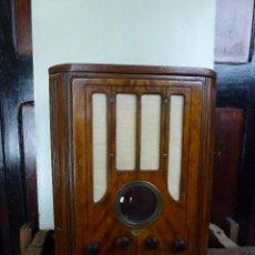 Radios de válvulas: ANTIGUA RADIO DE VÁLVULAS RCA MODELO 118. Lote 58081450