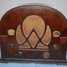 Radios de válvulas: RADIO CAPILLA ATWATER KENT MODELO 236. Lote 58200611