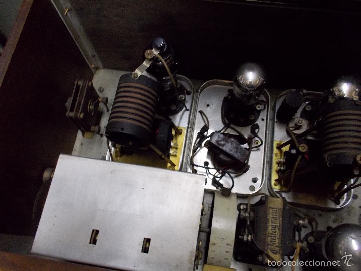 Radios de válvulas: Radio Osram - Foto 5 - 58278570
