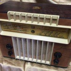 Radios de válvulas: RADIO LA VOZ DE SU AMO R 510 PERFECTAMENTE RESTAURADA Y FUNCIONANDO. Lote 58391145