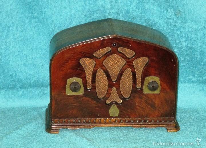RADIO DE VALVULAS EMERSON MODELO 250 (Radios, Gramófonos, Grabadoras y Otros - Radios de Válvulas)